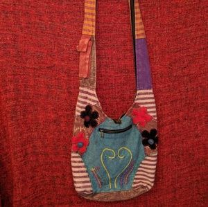 Handbags - Handcrafted bag.